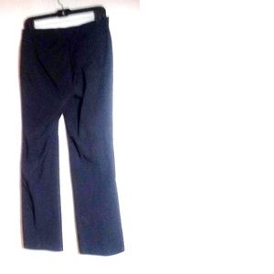 Gap Black Straight Leg Pants Size 6R